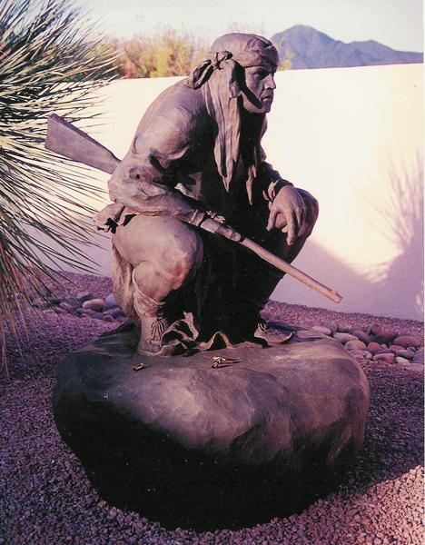 """""""Chiricahua"""" (Monument)"""
