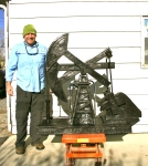 Pump Jack Commission  (4ft high – Not for Sale)