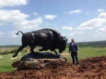 American Bison (monument)