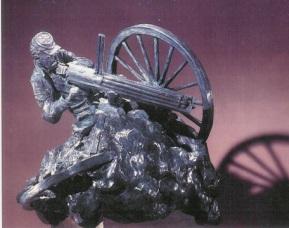 The Iron Mistress (close-up)