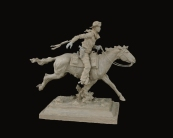 The Pony Express 1860-1861