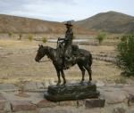 Trail Boss (maquette)