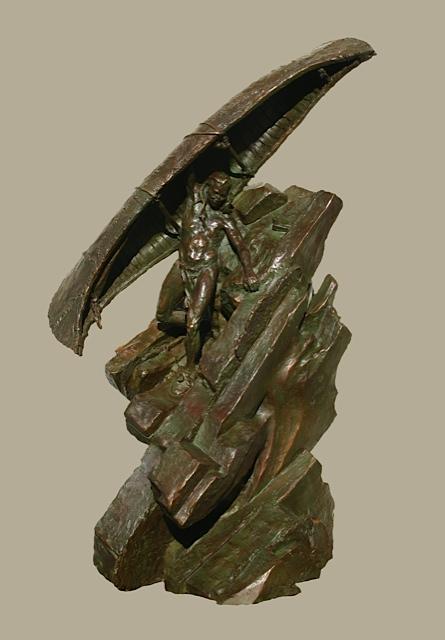 The Portage - Best Sculpture Award